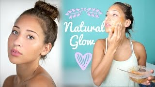 How to Get Glowing Skin + DIY Face Mask! by Vicky Justiz