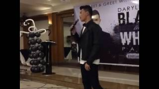 "To Love Again by Daryl Ong (theme song from ""Till I Met You"") LIVE"
