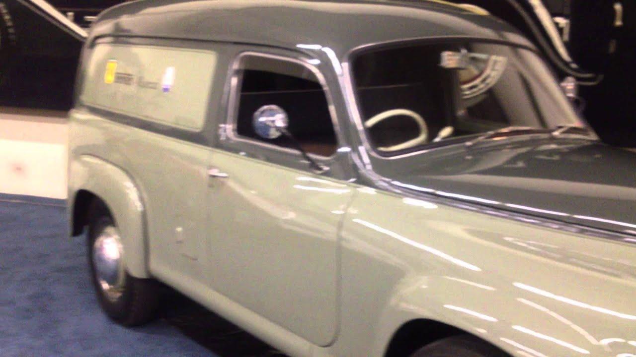 Opel Blitz 1,9 to model auto edición limitada original Brekina p1 coche familiar Nuevo
