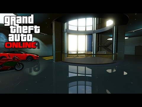 GTA 5 Online DLC - How To Buy New Office Garage And Office C