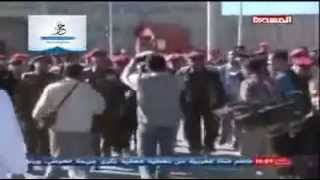 وزير الدفاع اليمني البطل الصبيحي يطرد مراسل قناة العربيه والجزيره وسهيل وBBC ,ويمن شباب