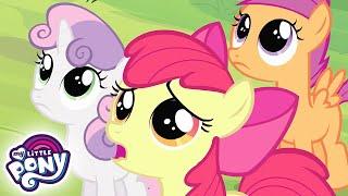 My Little Pony en español  El cuarto poder de Ponyville | La Magia de la Amistad  Episodio Completo
