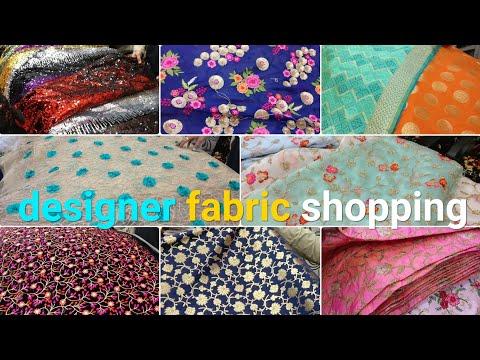 designer fabric at cheap price | CHEAPEST FABRIC MARKET