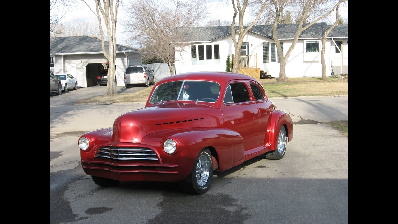 1948 chevy fleetmaster 2 door sport coupe youtube for 1948 chevy fleetmaster 2 door for sale