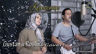 Keinginan - Indra Lesmana ft Sophia Latjuba \/\/Gustan ft Roslina Cover @Rumah Musik BiKu
