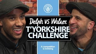 MAKING THE PERFECT BREW | T'Yorkshire Challenge | Walker v Delph