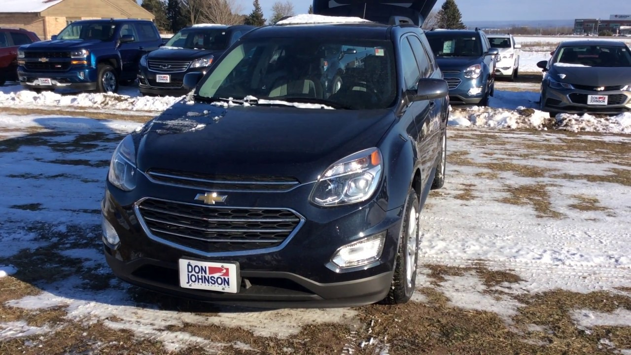 2017 Chevrolet Equinox At Don Johnson Motors In Rice Lake