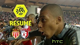 Video AS Monaco - LOSC (4-0)  - Résumé - (ASM - LOSC) / 2016-17 download MP3, 3GP, MP4, WEBM, AVI, FLV Oktober 2017