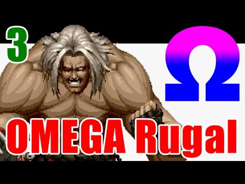 [3/3] OMEGA Rugal - THE KING OF FIGHTERS '95(PS)
