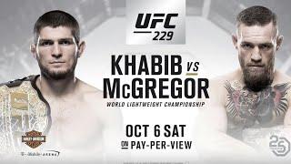 Conor mcgregor vs khabib nurmagome championnat 2020-2021