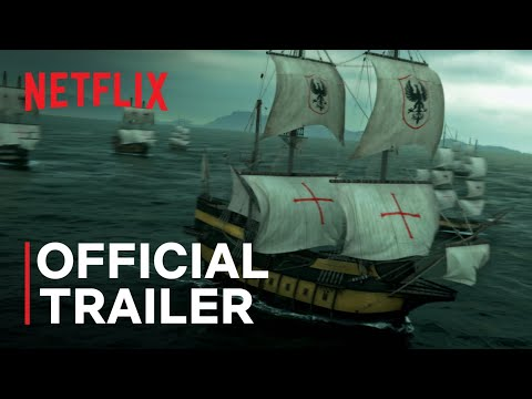 The Lost Pirate Kingdom | Official Trailer | Netflix