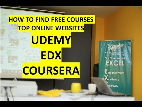 Improve your Skillset in FREE / Find FREE Courses on Online