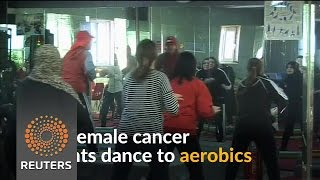 Iraqi female cancer patients alleviate fatigue through dancing