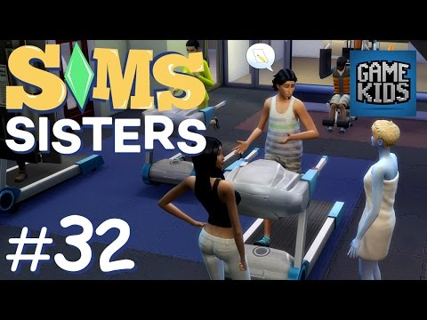 Mom Comes To Visit - Sims Sisters Episode 32