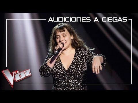 Lia Kali canta A natural woman | Audiciones a ciegas | La Voz Antena 3 2019