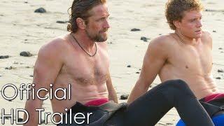 Chasing Mavericks (2012) Official Trailer - Gerard Butler