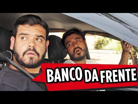 BANCO DA FRENTE