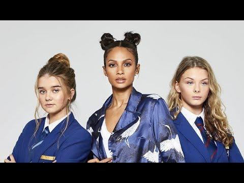 Alesha Dixon Interview 2018 Britain's Got Talent - #EndPeriodPoverty / Daughter / Husband