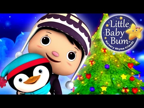 Jingle Bells | Christmas Songs | from LittleBabyBum!