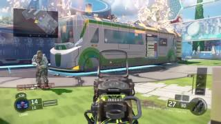 BLACK OPS 3 | SOLO AGAINST BOTS | PS4 GAMEPLAY ( NO COMMENTARY )