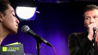 Alex Beaupain en duo avec Camélia Jordana - Avant la haine