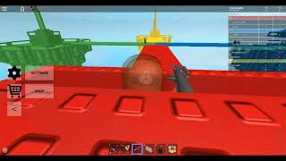 Blowing up towers | Roblox DBB