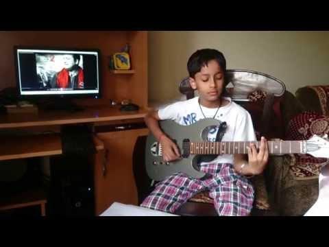 Guitar zaroori tha guitar chords : zaroori tha full song guitar cover by rio - YouTube