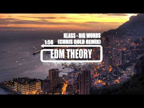 Klass - Big Words (Chris Gold Remix)