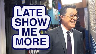 LATE SHOW ME MORE: I Still Feel Special
