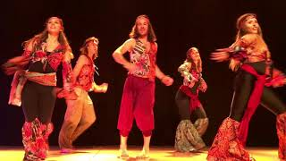Power Flower Theme - Anamorphose Dance Show