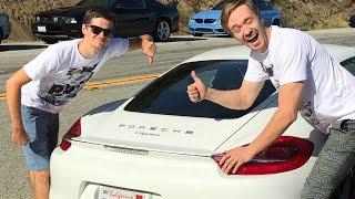 Porsche Cayman 2015 — дрова для богатых или драйв для нищих?