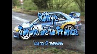 Vidéo Rallye du Jardin de la France 2005