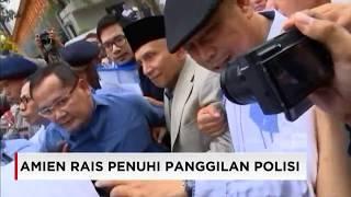 Amien Rais Bicara Kejanggalan Pemanggilannya ke Polda Metro Jaya
