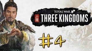 Let's Play Total War Three Kingdoms #4: Die Falle (Regel: Keine Echtzeitschlachten / Angespielt)