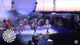 Shpongle Live Band Show in The Desert