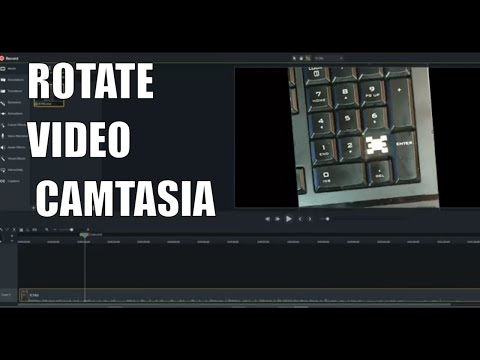 How to rotate a video in camtasia tutorial youtube how to rotate a video in camtasia tutorial ccuart Image collections