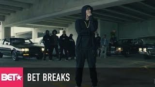 Eminem's BET Hip Hop Awards Cypher Goes Viral - BET Breaks