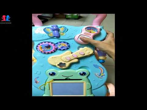 Baby Walker With Educational and Musical Toys 2