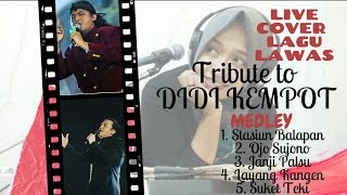 Tribute to DIDI KEMPOT Medley Lagu Lawas Didi Kempot - LIVE COVER by Innovita
