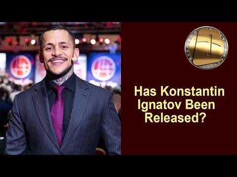 OneCoin - Has Konstantin Ignatov Been Released?