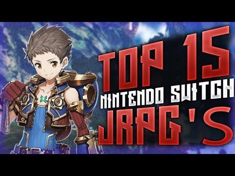 Top 15 Nintendo Switch JRPG Games | 2019