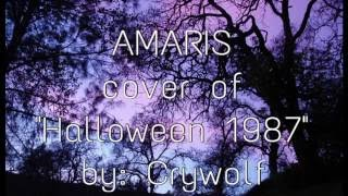 crywolf halloween 1987cover by amaris