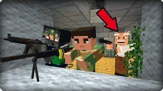 Тимофеич предатель? [ЧАСТЬ 28] Зомби апокалипсис в майнкрафт! - (Minecraft - Сериал)