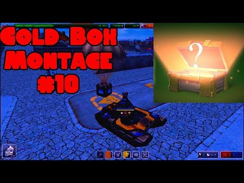 Tanki Online-Gold Box Montage #10/By;Cruise[MM Battle]