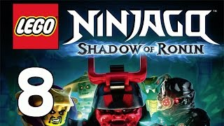 LEGO Ninjago: Shadow of Ronin - Skeleton Mines - Part 8 [3DS Gameplay]