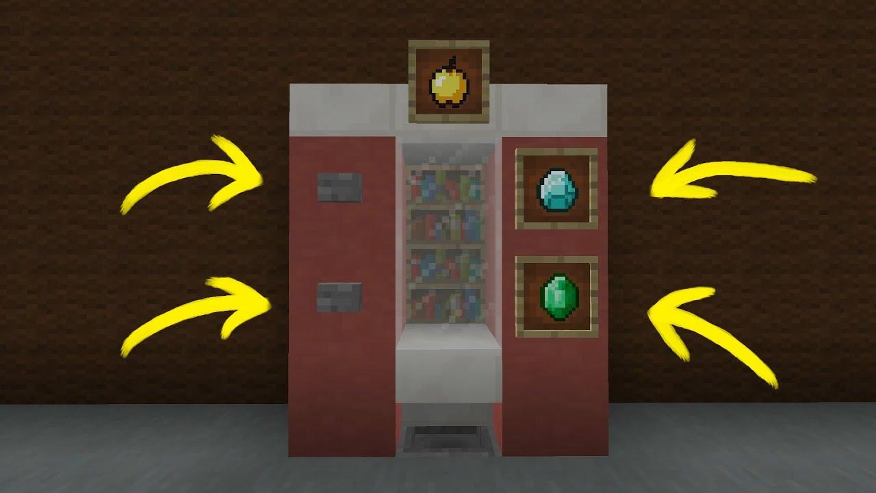 как сделать игровые автоматы в майнкрафт 1.5.2
