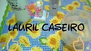 LAURIL CASEIRO P/SHAMPOO E SABONETE !!!