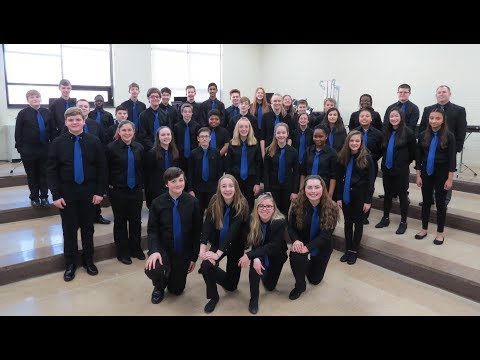 Glenview Middle School Symphonic Band 3-9-18