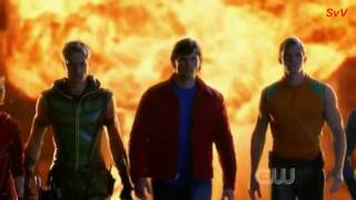 Smallville | ''True Heroes'' Clubbed To Death by Rob Dougan | Music Video [HD]