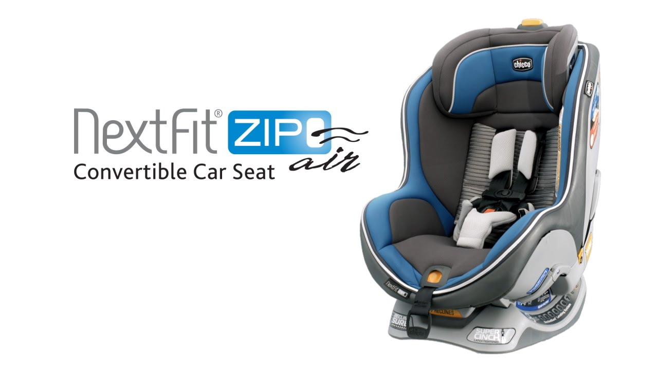 Chicco Zipair Nextfit Hd